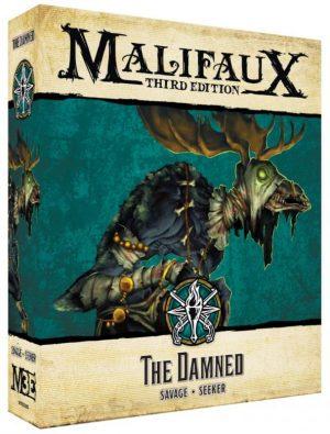 Wyrd Malifaux  The Explorer's Society Explorer's Society The Damned - WYR23815 - 812152033108