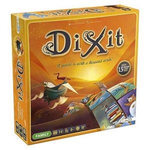 Asmodee Dixit  Dixit Dixit (2021 Refresh) - ASMLIBDIX01EN - 3558380085348