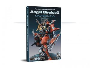 Corvus Belli Infinity  Painting Guides Painting Miniatures From A To Z - Angel Giraldez Masterclass Volume 1 - AZ0001 - 9788494279843