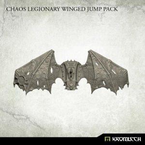 Kromlech   Heretic Legionary Conversion Parts Chaos Legionary Winged Jump Pack (5) - KRCB172 - 5902216114937
