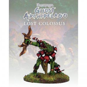 North Star Frostgrave  Frostgrave Snake-man Warden II - FGA212 -