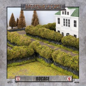 Gale Force Nine   Battlefield in a Box Battlefield in a Box: Bocage - BB243 - 9420020249554