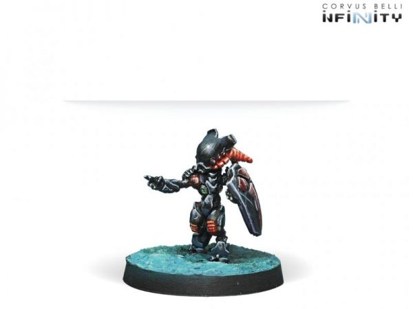 Corvus Belli Infinity  Combined Army Overdron Batroids - 280678-0608 - 2806780006083