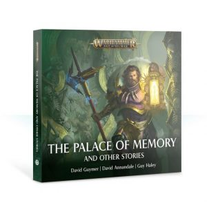 Games Workshop   Audiobooks Palace of Memory & Other Stories (audiobook) - 60680281018 - 9781784969240