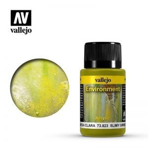 Vallejo   Weathering Effects Weathering Effects 40ml - Slimy Grime Light - VAL73823 - 8429551738231