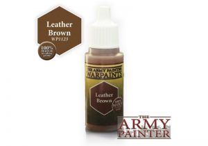 The Army Painter   Warpaint Warpaint - Leather Brown - APWP1123 - 2561123111113