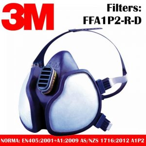 Green Stuff World   Airbrushes & Accessories Respiratory Mask - 4046719313655ES - 4054596256156