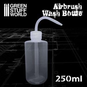 Green Stuff World   Airbrushes & Accessories Airbrush Wash Bottle 250ml - 8436574506655ES - 8436574506655