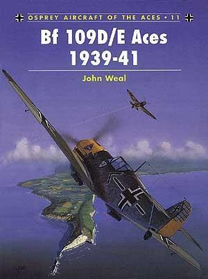 Warlord Games (Direct) Blood Red Skies  Blood Red Skies Bf 109D/E Aces 1939-41 - ACE11 -