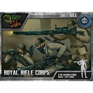 Wyrd The Other Side  King's Empire Royal Rifle Corps - WYR40103 - 812152030060
