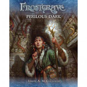 North Star Frostgrave  Frostgrave Frostgrave Supplement: Perilous Dark - BP1698 - 9781472834591