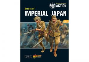 Warlord Games Bolt Action  Bolt Action Books & Accessories Bolt Action: Armies of Imperial Japan - 409916001 - 9781780960913