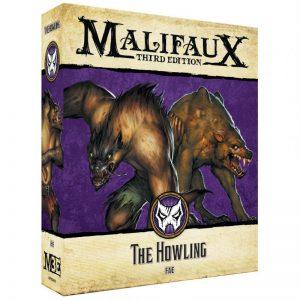 Wyrd Malifaux  Neverborn The Howling - WYR23423 - 812152031616