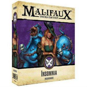Wyrd Malifaux  Neverborn Insomnia - WYR23403 - 812152032224