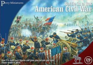 Perry Miniatures   Perry Miniatures American Civil War - Battle in a Box - BB1 - BB1