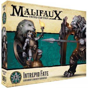 Wyrd Malifaux  The Explorer's Society Explorer's Society Intrepid Fate - WYR23810 - 812152033047