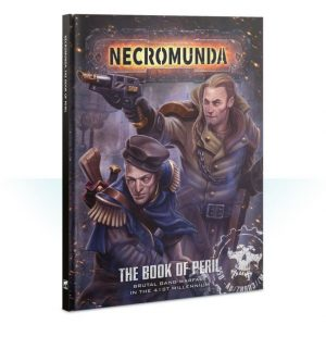 Games Workshop (Direct) Necromunda  Necromunda Necromunda: The Book of Peril - 60040599021 - 9781788264761