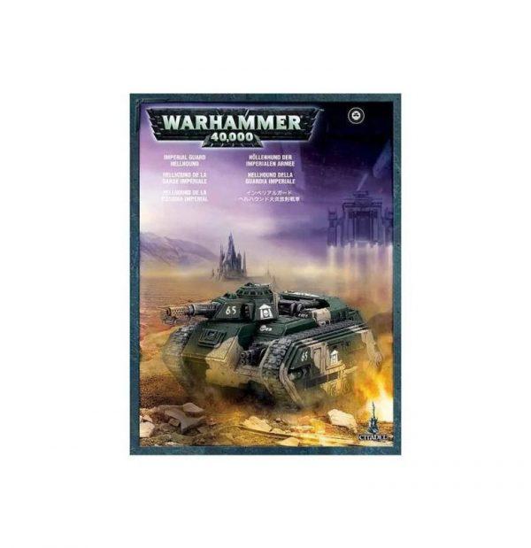 Games Workshop (Direct) Warhammer 40,000  Astra Militarum Astra Militarum Hellhound - 99120105044 - 5011921016525