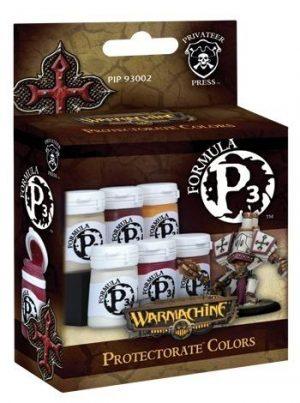 Privateer Press   Paint Sets P3 Paint Set: Menoth - PIP93002 - 875582003400