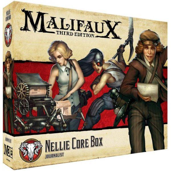 Wyrd Malifaux  Guild Nellie Core Box - WYR23106 - 812152030732