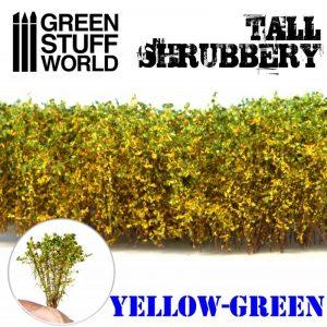 Green Stuff World   Plants & Flowers Tall Shrubbery - Yellow Green - 8436574504255ES - 8436574504255