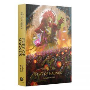 Games Workshop   The Horus Heresy Books Siege of Terra: Fury of Magnus (hardback) - 60040181497 - 9781789992915