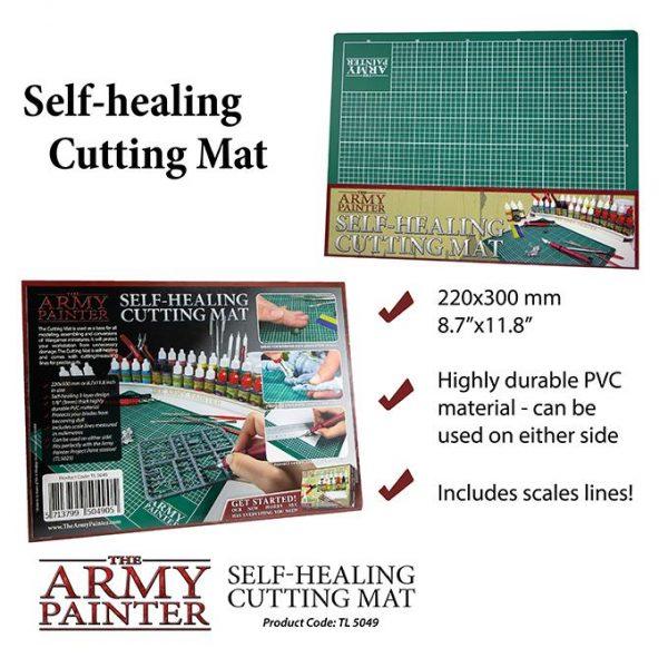 The Army Painter   Cutting Mats Self-healing Cutting Mat - APTL5049 - 5713799504905