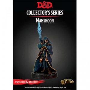 Gale Force Nine Dungeons & Dragons  D&D Miniatures D&D: Manshoon - GFN71068 - 9420020242586
