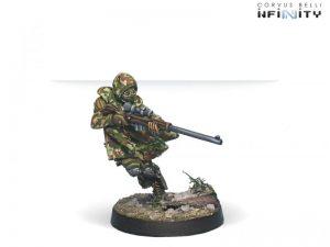 Corvus Belli Infinity  Ariadna Scout (Ojotnik) - 280120-0113 - 2801200001136