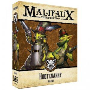 Wyrd Malifaux  Bayou Hootenanny - WYR23602 - 812152031173