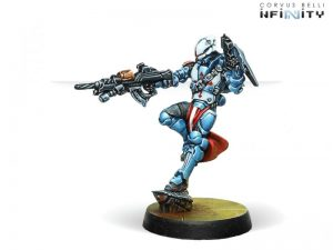Corvus Belli Infinity  PanOceania Crusader Brethren (MULTI Rifle + Light FT) - 280296-0674 - 2802960006744
