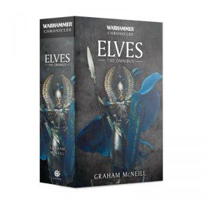 Games Workshop   Warhammer Chronicles Elves: The Omnibus (Paperback) - 60100281274 - 9781789991390