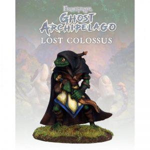 North Star Frostgrave  Frostgrave Snake-man Heritor I - FGA111 -