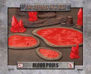 Gale Force Nine   Battlefield in a Box Battlefield in a Box: Blood Pools - BB604 - 9420020248359