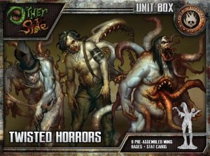 Wyrd The Other Side  Cult of the Burning Man Twisted Horrors - WYR40257 - 812152030480