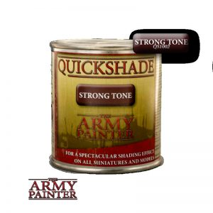 The Army Painter   Army Painter Tools Quickshade Tin: Strong Tone - APQS1002 - 5713799100213