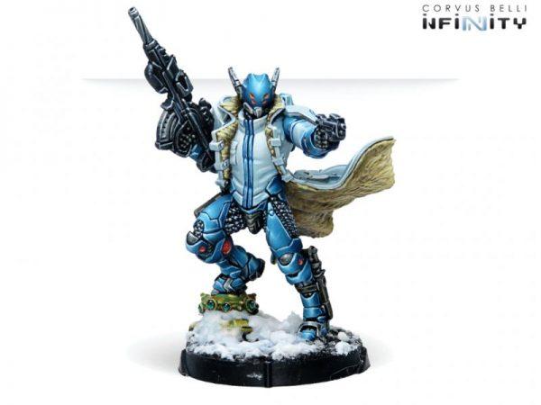 Corvus Belli Infinity  Yu Jing Operation: Kaldstrom - 280030-0820 - 2800300008205