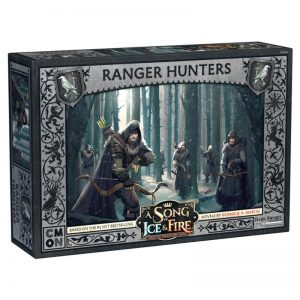 Cool Mini or Not A Song of Ice and Fire  Night's Watch A Song of Ice and Fire: Ranger Hunters - CMNSIF305 - 889696008220