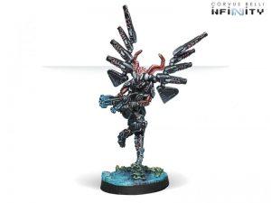 Corvus Belli Infinity  Combined Army Fraacta Drop Unit (Spitfire) - 280680-0619 - 2806800006192