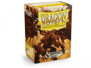 Dragon Shield   Dragon Shield Dragon Shield Sleeves Copper (100) - DS100C - 5706569100162