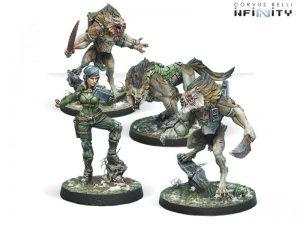 Corvus Belli Infinity  Ariadna Antipode Assault Pack - 280168-0481 - 2801680004818