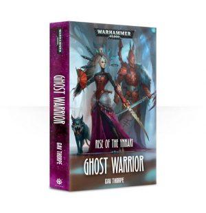 Games Workshop   Warhammer 40000 Books Ghost Warrior: Rise of the Ynnari (softback) - 60100181490 - 9781784966751