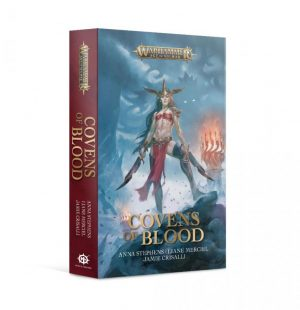 Games Workshop   Age of Sigmar Books Covens of Blood (paperback) - 60100281295 - 9781789998221