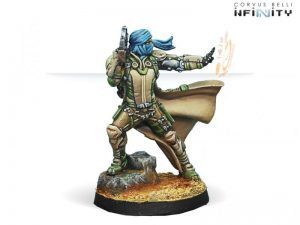 Corvus Belli Infinity  Haqqislam Murabid Tuaregs (Hacker) - 280486-0624 - 2804860006244