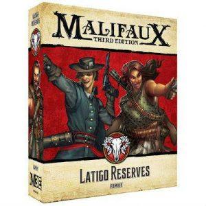 Wyrd Malifaux  Guild Latigo Reserves - WYR23120 - 812152032132