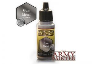 The Army Painter   Warpaint Warpaint - Gun Metal - APWP1131 - 2561131111112