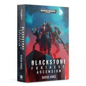 Games Workshop   Warhammer 40000 Books Blackstone Fortress: Ascension (hardback) - 60040181728 - 9781789990942