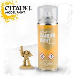 Games Workshop   Spray Paint GW Spray: Zandri Dust - 99209999068 - 5011921154500