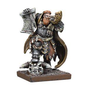 Mantic Kings of War  Northern Alliance Northern Alliance Lord/Skald - MGKWL201 - 5060469664774