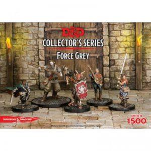 Gale Force Nine Dungeons & Dragons  D&D Miniatures D&D: Force Grey - GFN71064 - 9420020239623